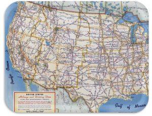 USA West Coast 1956